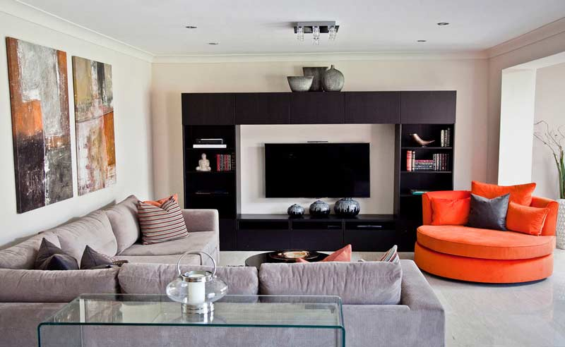 contemporary tv unit designs in gurgaon for living rooms