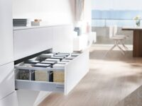 blum grain box opening tandom box for modular kitchen in gurgaon and delhi