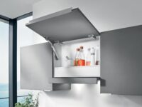 blum aventos modular kitchen fittings installed by design indian kitchen