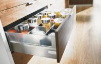 blum intivo kitchen drawer systems in gurgaon and delhi