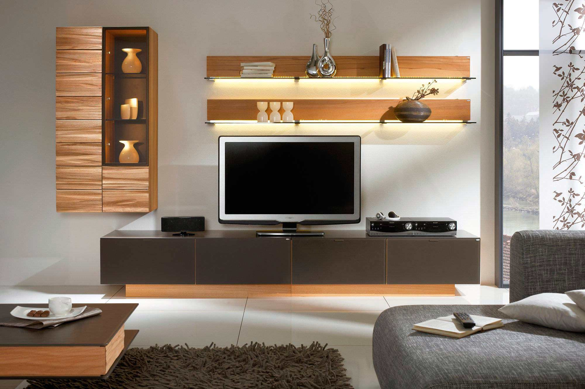 TV Units Designs for Living Rooms & Bedroom Gurgaon | LED ...