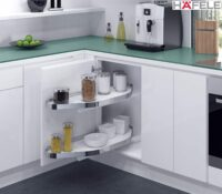 modular kitchen storage solutions by hafele and blum with installation by design indian kitchen company