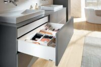 legrabox blum most premium drawer system installed by design indian kitchen company gurgaon and delhi