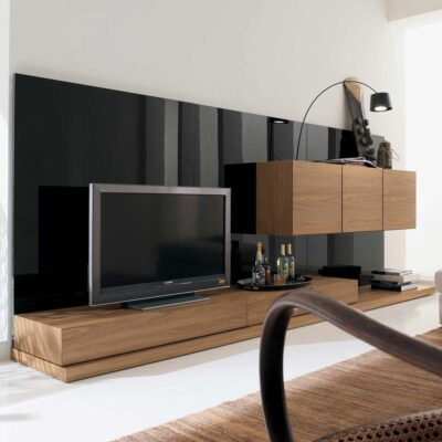 black lacquer glass tv units led panels in gurgaon and delhi