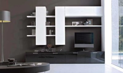 mounted tv units and led panels by living rooms or bedroom