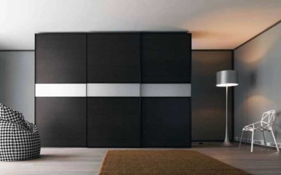 sliding wardrobes with textures and italian designer laminates in gurgaon