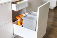 built in blum drawer system installed in gurgaon and delhi